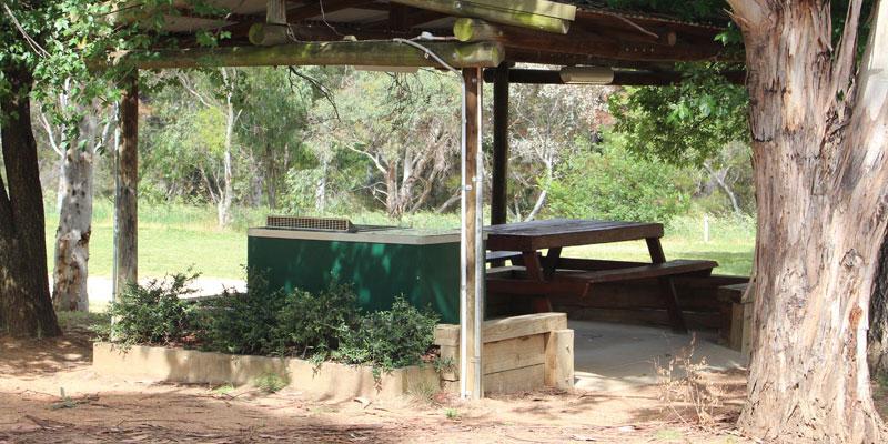 Guest BBQ facilities