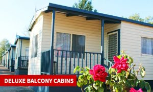 canberra accommodation balcony cabins