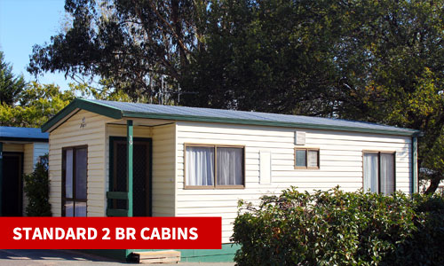 canberra accommodation family cabins