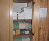 Standard Cabin Linen Cupboard